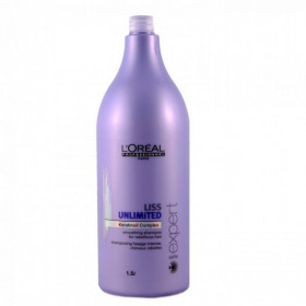 Liss Unlimited Smoothing Shampoo