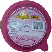 Strawberry OCool 35 mL Small Cups