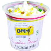 American Nuts Smart Sundae (125 mL) Sundaes