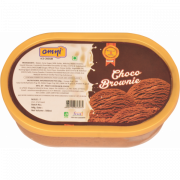 Choco Brownie 500 mL Tub Sundae Tub
