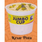 Kesar Pista Jumbo Cup 130 mL - 12 pc