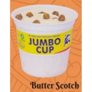 Butter Scotch Jumbo Cup 130 mL - 12 pc