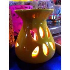 Aroma burners with diff...