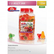 2 Jelly Jar