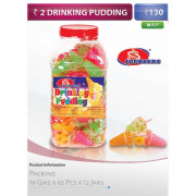 2 Drinking Pudding