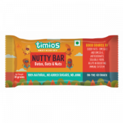 Nutty BAR  4+ Years 100% Natural & Healthy Energy Bars