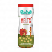 MELTS - Apple & Cinnamon  9+ Months 100% Natural & Healthy Snacks