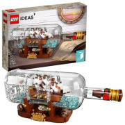 Ship in a Bottle - LEGO