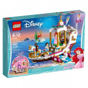 Ariel's Royal Celebration Boat - LEGO