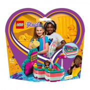Andrea's Summer Heart Box - LEGO