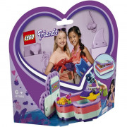 Emma's Summer Heart Box - LEGO