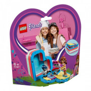 Olivia's Summer Heart Box - LEGO