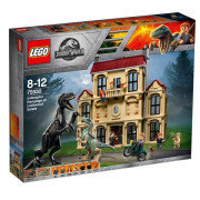 Indoraptor Rampage at Lockwood Estate - LEGO