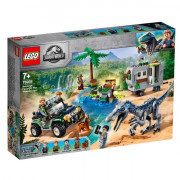 Baryonyx Face-Off: The Treasure Hunt - LEGO