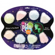 Playfoam® Glow In The Dark (8 Pack) - Learning Resources
