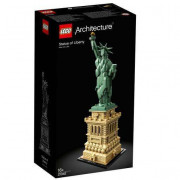 Statue of Liberty - LEGO