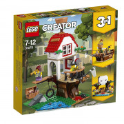 Treehouse Treasures - LEGO