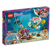 Dolphins Rescue Mission - LEGO