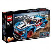 Rally Car - LEGO