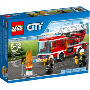 Fire Ladder Truck - LEGO