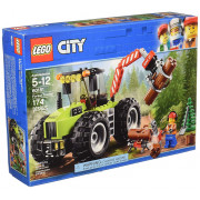 Forest Tractor - LEGO