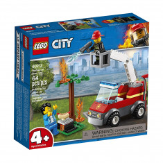 Barbecue Burn Out - LEGO