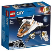 Satellite Service Mission - LEGO