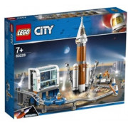 Deep Space Rocket and Launch Control - LEGO