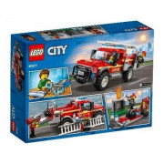 Fire Chief Response Truck - LEGO