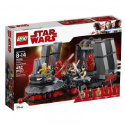 Snoke's Throne Room - LEGO