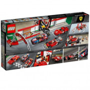 Ferrari Ultimate Garage - LEGO