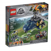 Blue's Helicopter Pursuit - LEGO