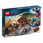 Newt´s Case of Magical Creatures - LEGO