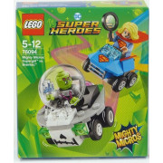 Mighty Micros: Supergirl™ vs. Brainiac™ - LEGO