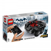 App-Controlled Batmobile - LEGO