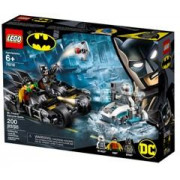 Mr. Freeze Bat Cycle Battle - LEGO