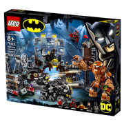 Batcave Clayface invasion - LEGO
