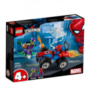 Spider-Man Car Chase - LEGO