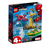 Spider-Man: Doc Ock Diamond Heist - LEGO
