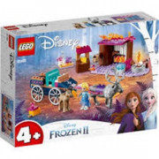 Elsa's Wagon Adventure - Lego