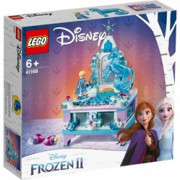 Elsa's Jewelry Box Creation - Lego