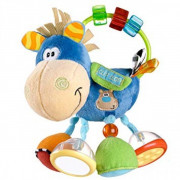 TOY BOX CLIP CLOP ACTIVITY RATTLE - Playgro