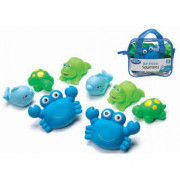 Bathtime Squirtees 8pk – Boy version - Playgro