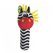 Jungle Squeaker Zebra - Playgro