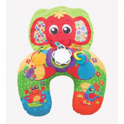 Elephant Hugs Activity Pillow - Playgro