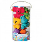 Fun In The Tub Jungle Squirtees - Playgro