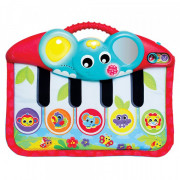 Music and Lights Piano & Kick Pad - Playgro