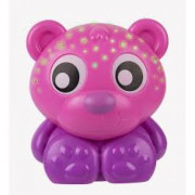 Goodnight Bear Night Light and Projector (Pink) - Playgro