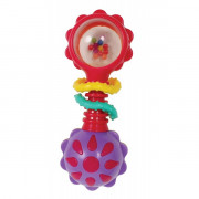 Twisting Barbell Rattle (New) - Playgro