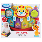 Lion Activity Kick Toy - Playgro